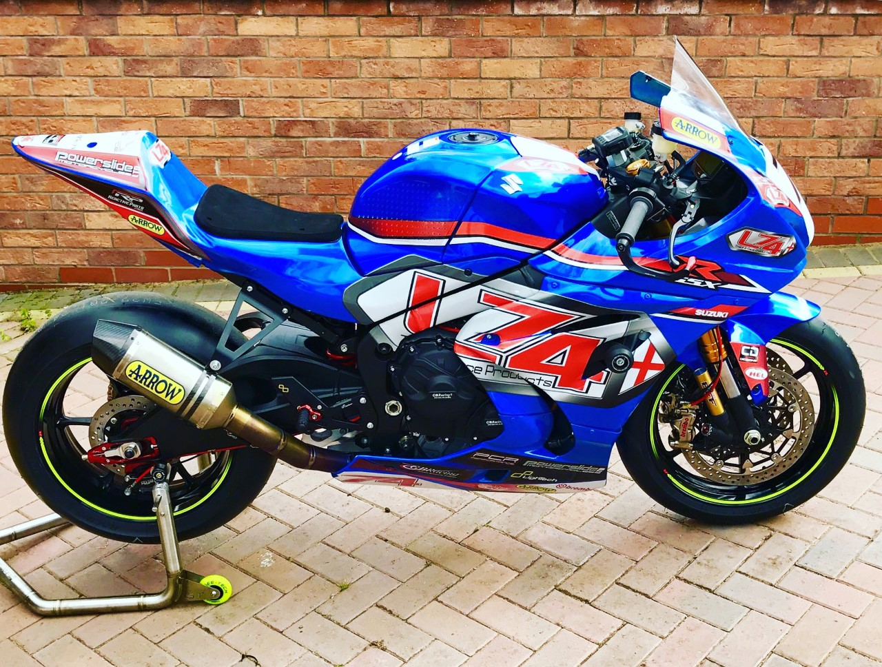 Profibre Fibreglass motorcycle bodywork